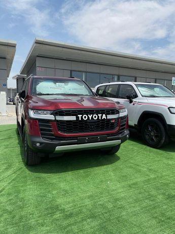 Продам Toyota LandCruiser 300 GR Sport