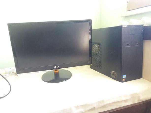 компьютер LG,aser