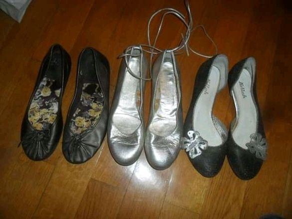 Маркови дамски летни обувки