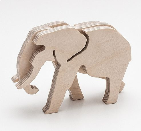 elefant 3-d