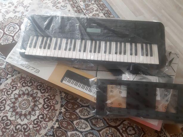 Синтезатор Yamaha новый модель psr-e273
