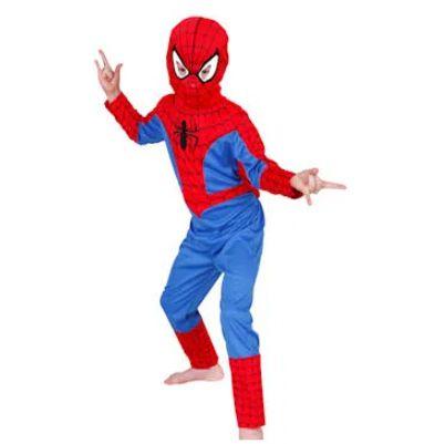 Костюм на спайдърмен, костюм на spaiderman, спаидермен