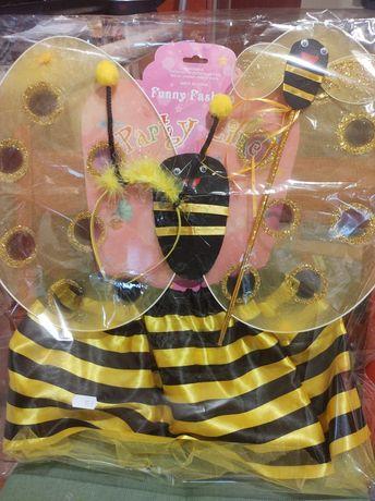 Costum albinuță serbare