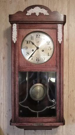 Ceas de perete cu pendula vechi anii 30