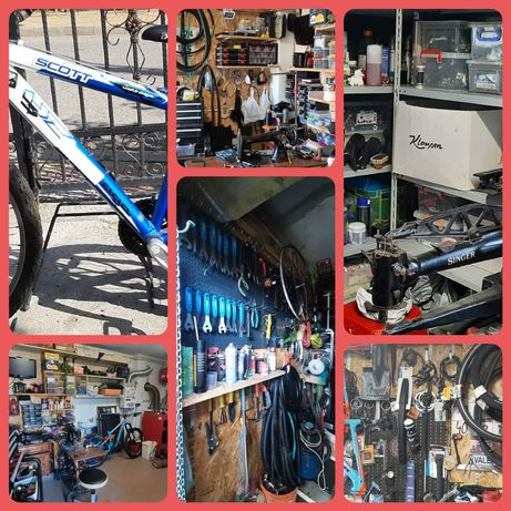 Vanzare si service biciclete