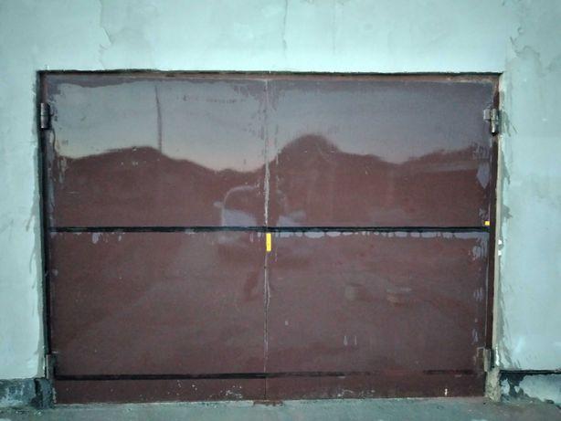 Ворота гаражный 3×2
