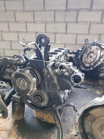 Блок двигателя 4М40 на ММС Делика Паджеро