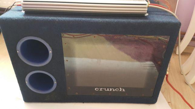 Crunch DS-12X