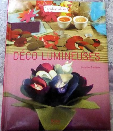 Déco Lumineuses - Livre broché des Editions Tana