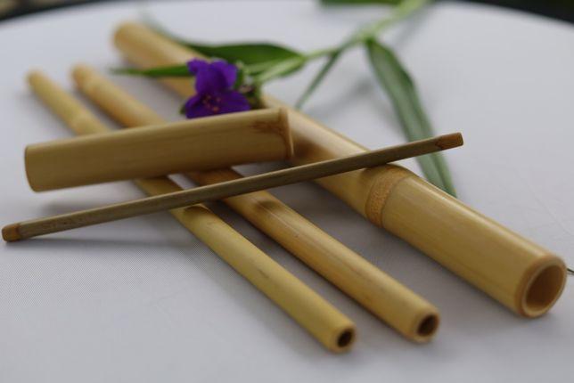 Bete de bambus pentru masaj 5 piese