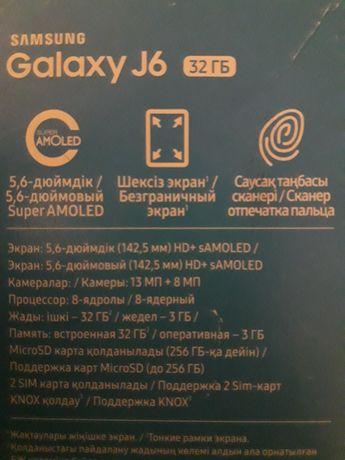 Samsung GALAXY 2018 J6 32 гб