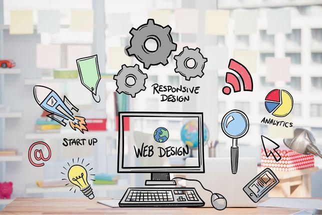 Creare site, acum! De prezentare, magazin, blog