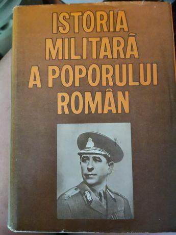 Istoria militara a poporului roman vol. I, IV, V, VI