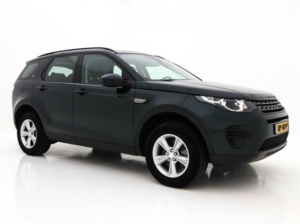 Vand discovery sport