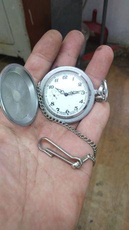 Часы молния карманные
