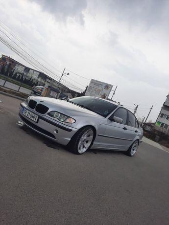 Vând BMW e46 2.0 benzina 143 cp vvt