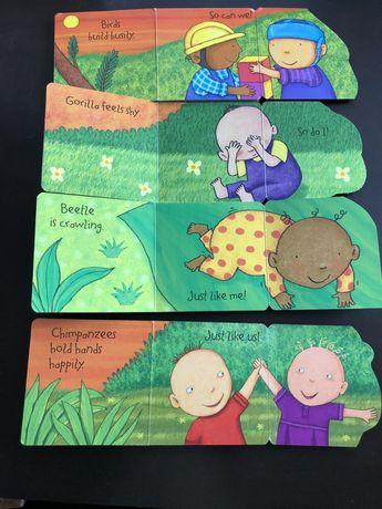 Set carti pentru bebelusi si copii pana in 3 ani