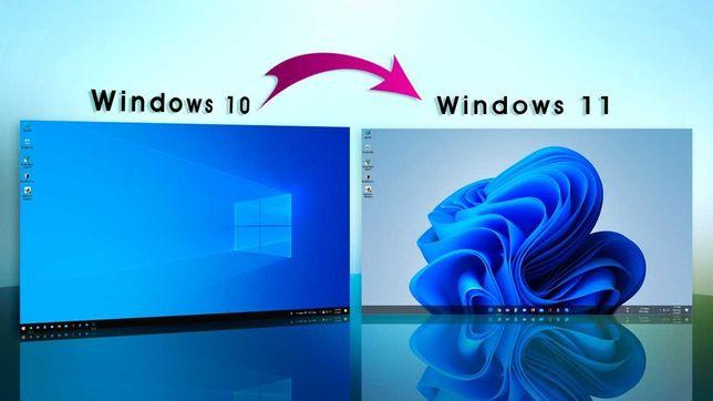 Instalare Windows 11,10,7,Office,Prog.Depanare