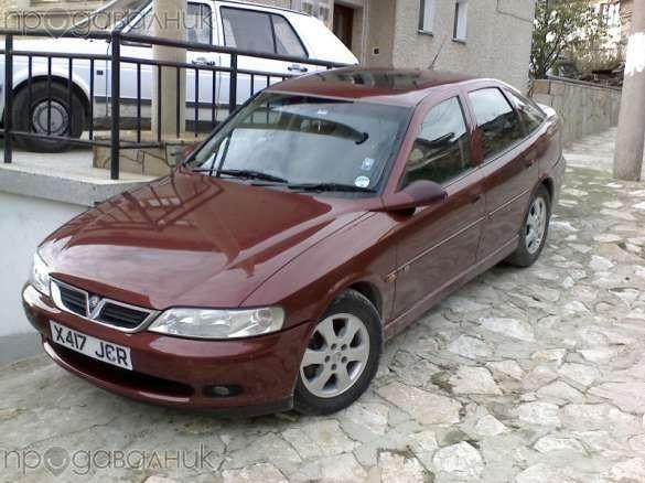 Продавам на части Opel Vectra B (Vauxhall) 2.2 бензин 16V 147к.с. ръчн