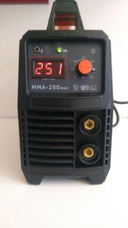 Електрожени МАХ250 Професионален Инверторен Електрожен IGBT ММА250А