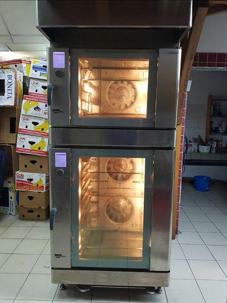 """Конвектомат за хляб """"WIESHEU"""" цената е за комплекта от снимката гр. София - image 1"""