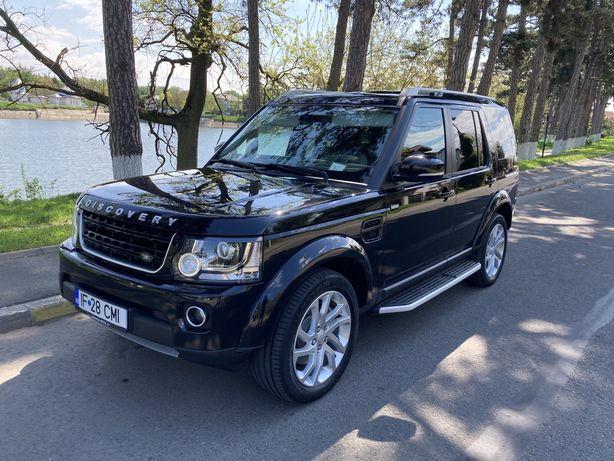 Land Rover Discovery 4 2016 Landmark