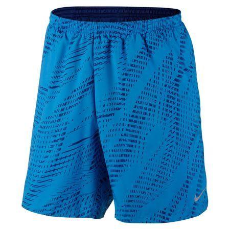 """Short Nike Nike Flex 7"""", Albastru, S -> NOU, SIGILAT, eticheta"""