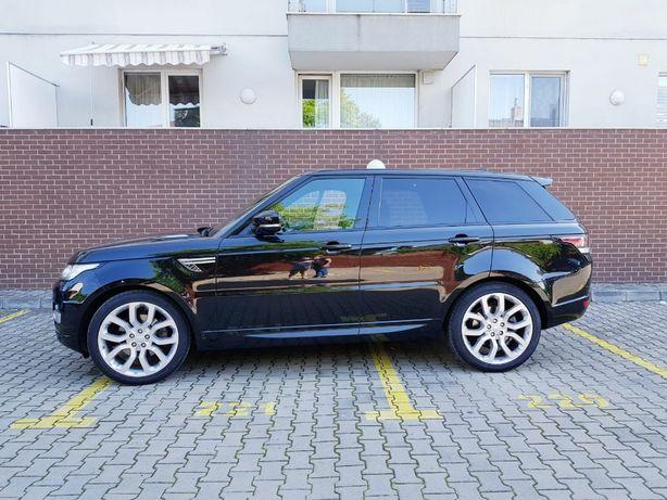Range Rover in perfecta stare (ca nou)