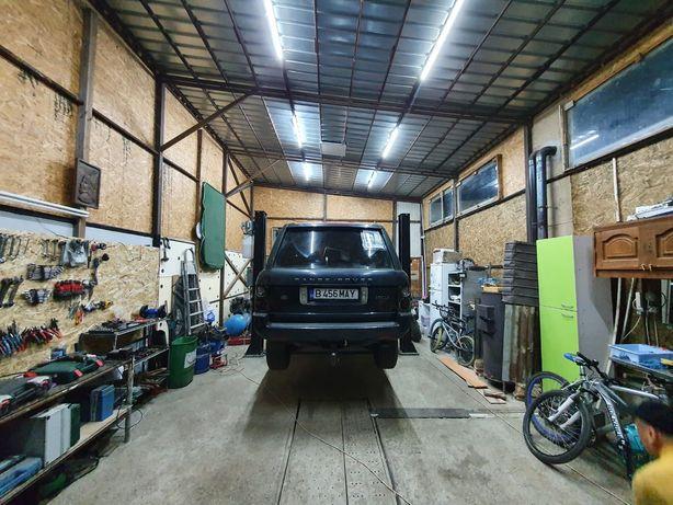 Mecanic auto ofer servicii la atelier propriu