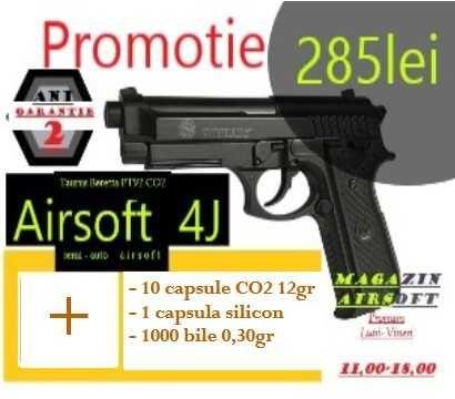 Pistol Taurus Pt92 ABS 4Joules- Pachetul TOAMNEI De Airsoft Nr.3