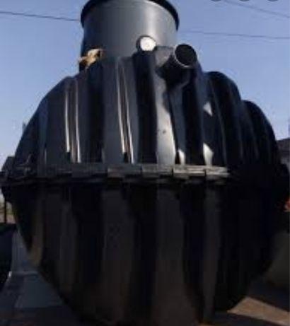 Stație epurare ~ NOUĂ ~ GRAF KLARO 5 le cu tot cu accesorii si tunel!