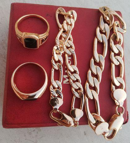 Seturi de bijuterii placate cu aur Made in Italy