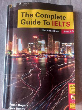 Книга по подготовке к IELTS экзамен по английскому почти новый.