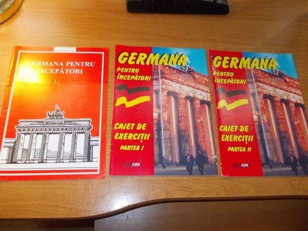 Invata Germana Singur / Cursuri limba germana