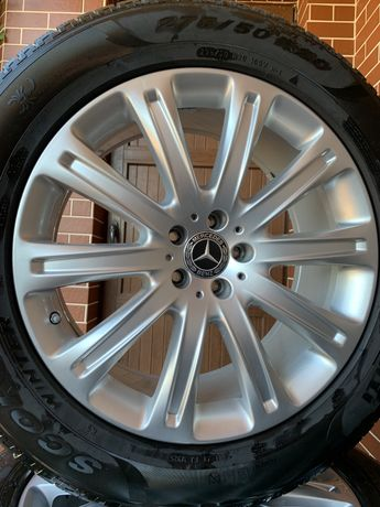 Jante 20 ORIGINALE Mercedes Gle Coupe Iarna NOI 275/50/20 Gle Gls