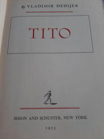 Tito - by Vladimir Dejdier (1953)
