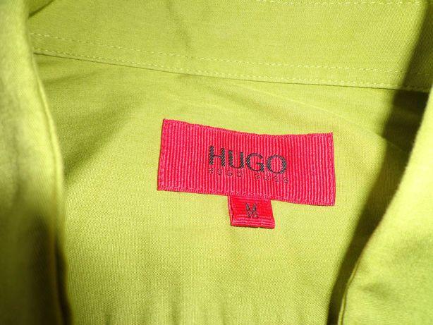 camasa verde Hugo Boss M