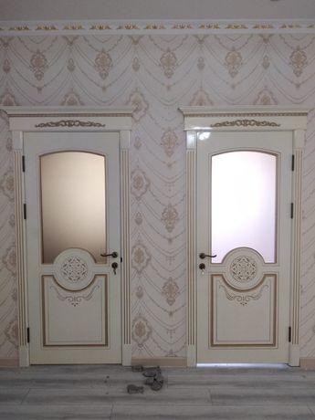 Установка дверей, Есік орнату қою Шымкент