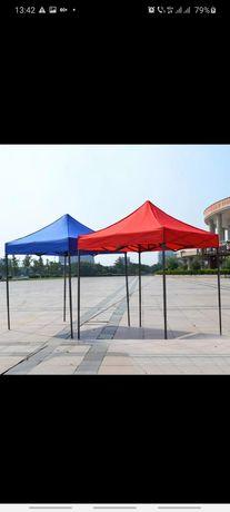 Cort pavilion pliabil 3×3 Sigilat Nou!!! Husa de transport!!!