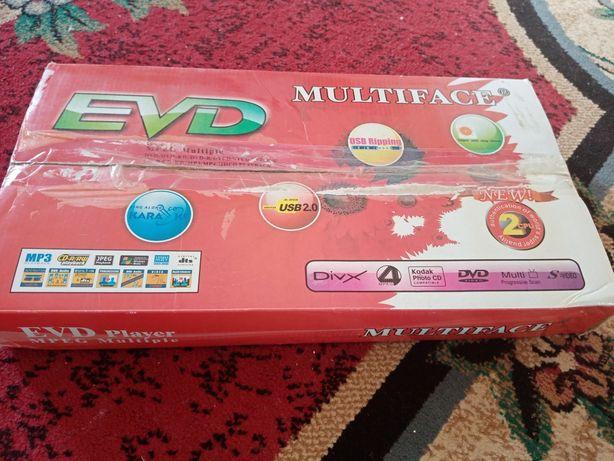DVD для дисков. В рабочем состоянии