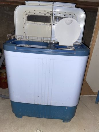 Полуавтомат стиральная машина