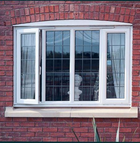 Пластиковые окна двери балконы