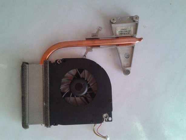 Система охлаждения ноутбука Fujitsu-Siemens Amilo на ЦП AMD Socket S1
