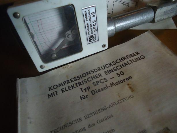 Компрессор-измеритель в чемодане - Новый - оригинал с инструкцией Герм