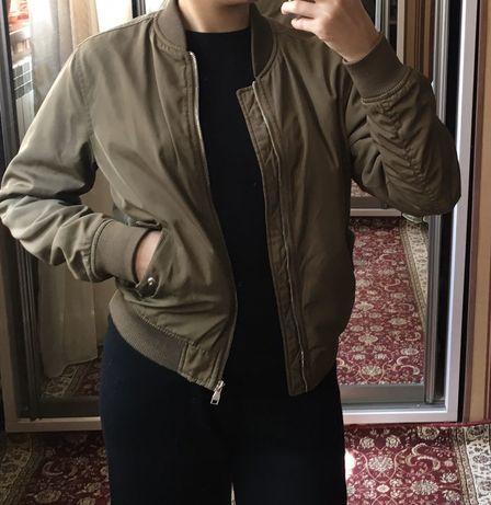 Бомбер/куртка