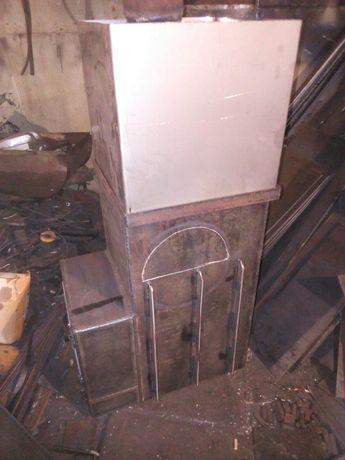 Металлоизделия для дома и дачи печи банные котлы отопления