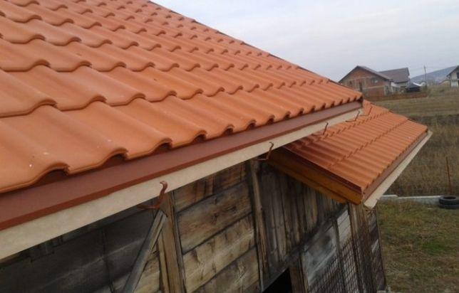 Montaj acoperisuri,dulgherie,tigla met si ceramica,reparatii etc