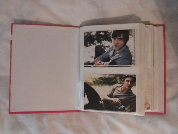 Zac Efron - Колекционерски албум на Зак Ефрон