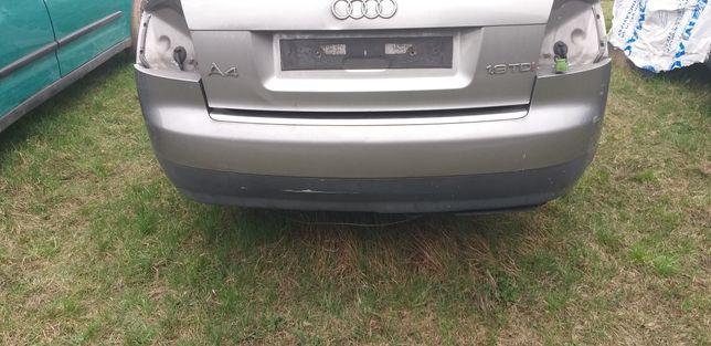 Bară spate si uși Audi A4 2003