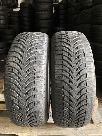 2 anvelope iarna 215/60/16 Michelin , 6.5 mm !
